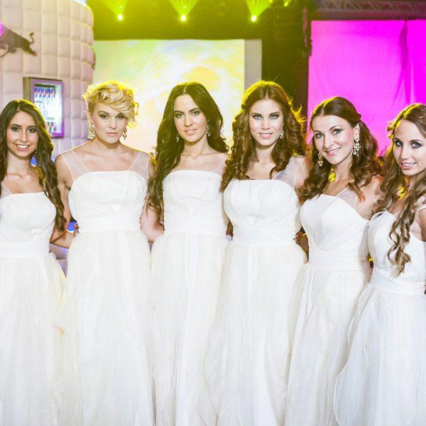 Agentur Perfect - Event- & Modelagentur in Österreich - Models in weißen Kleidern